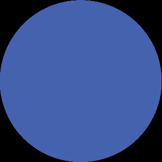 blue circle icon