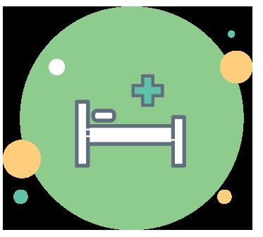 bed illustration