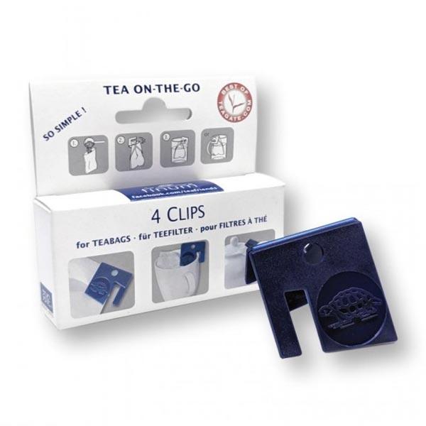 Finum Tea Filter Clips