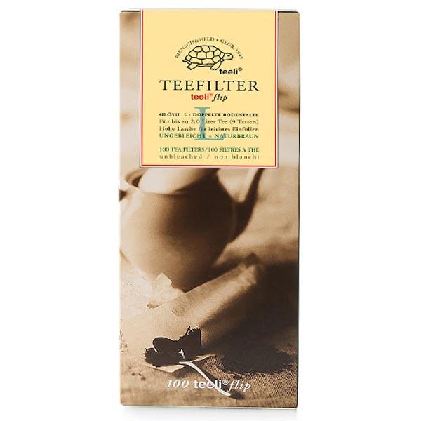 Teeli Flip Tea Filter L (100)