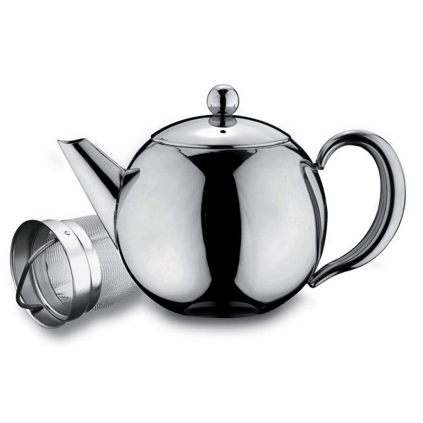Rondeo Stainless Steel Infuser Teapot (1L)