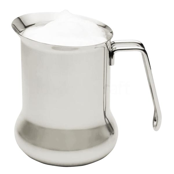 Le'Xpress Stainless Steel Milk Frothing Jug
