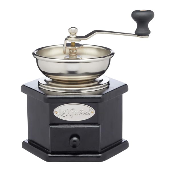 Le'Xpress Antique Style Hand Coffee Mill