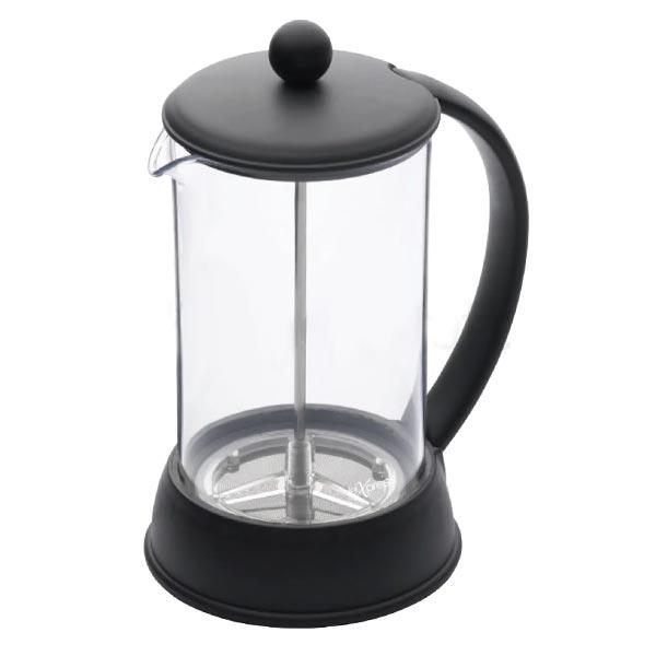 Le'Xpress 8 Cup Plastic Cafetiere With Polycarbonate Jug