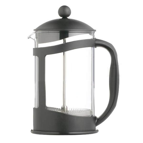 Le'Xpress 8 Cup Glass Cafetiere