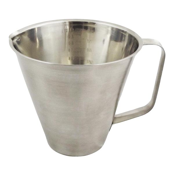 Conical Milk Frothing Jug (1L)