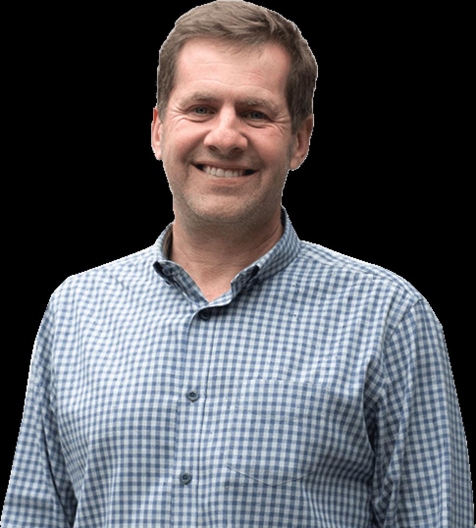 Hourly customer profile Ken Friedman of Zega Builders located in Menlo Park, California