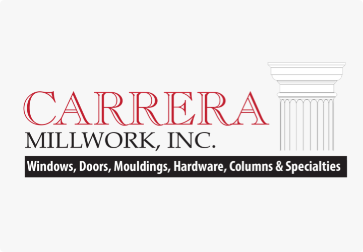 Hourly customer profile Carrera Millwork logo