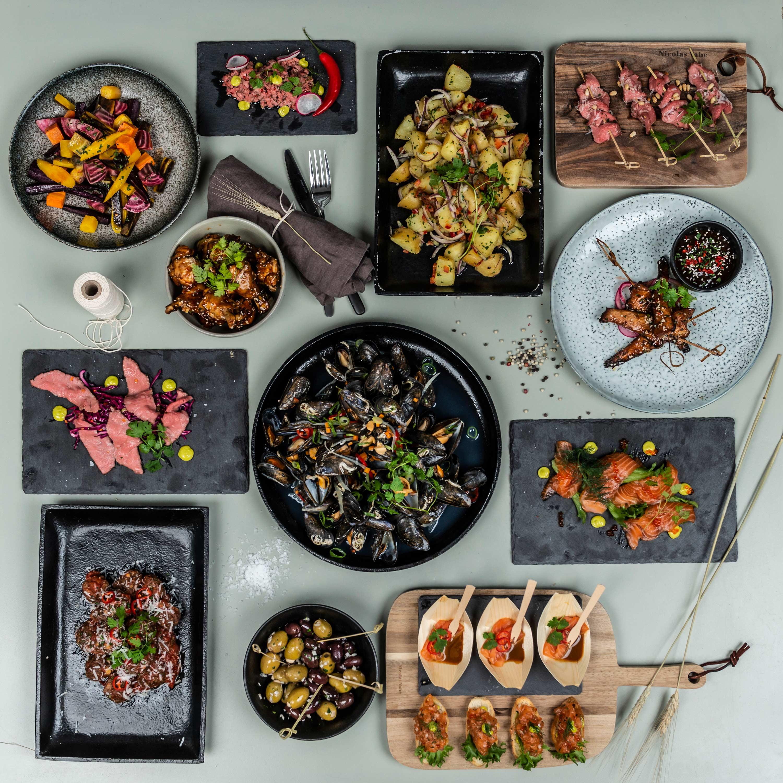 Frokost. Foto Liv-Unni Tveitane.