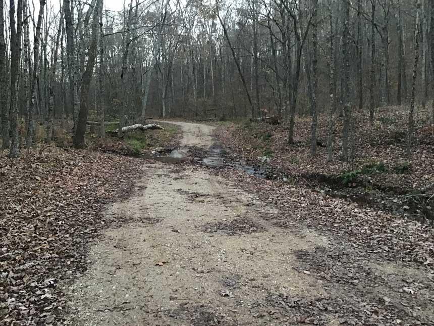 Audubon Trail-Mark Twain NF MO