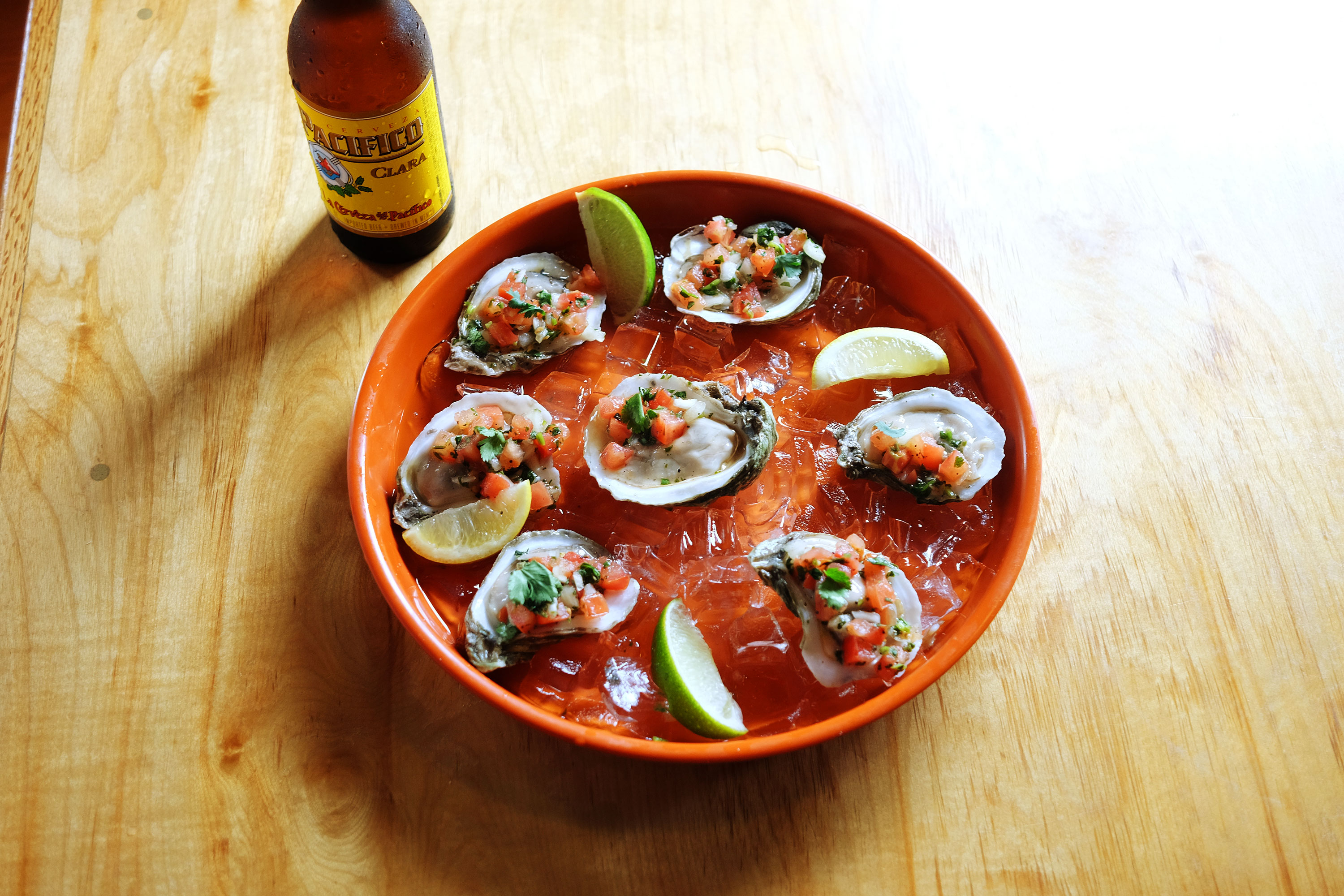 Mexican Oysters