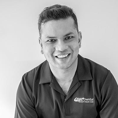 Dr Faisal QVC Dental