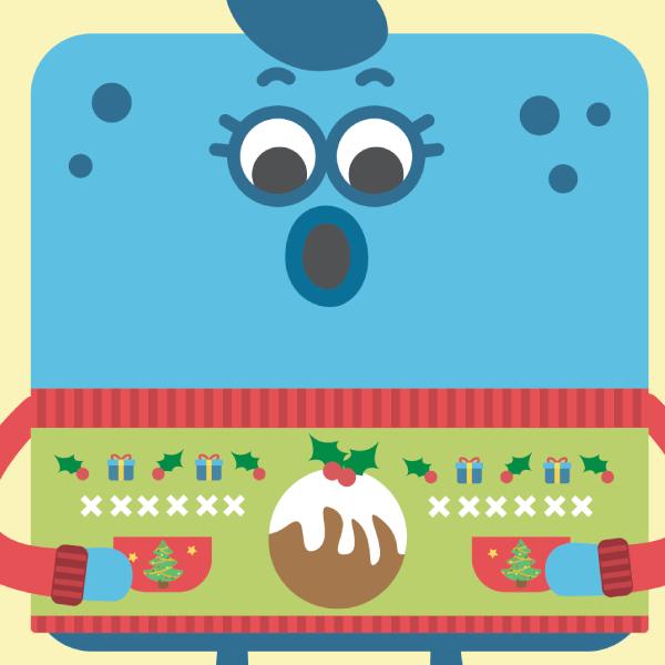 聖誕(醜陋)毛衣 Ugly Christmas jumper