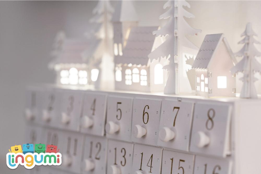 聖誕倒數日曆 Advent calendars