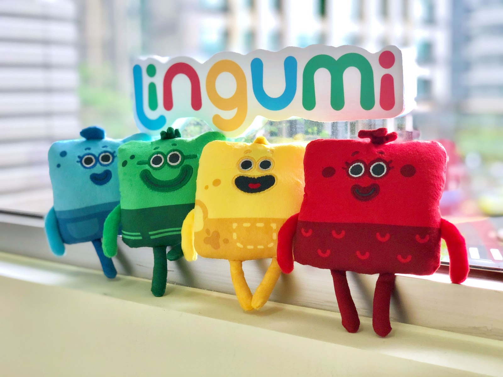 Lingumi 娃娃