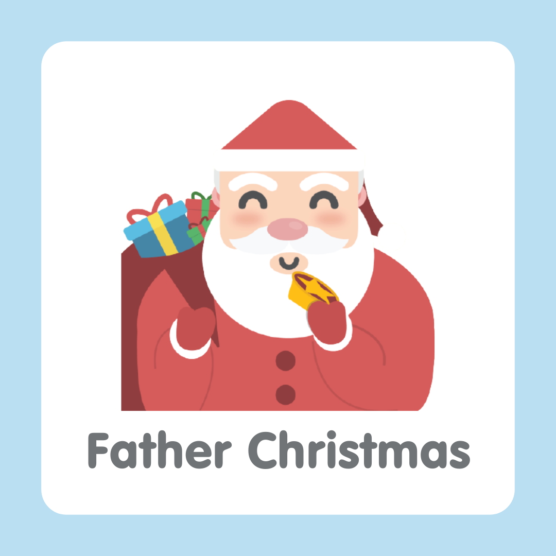 Father Christams 聖誕老公公