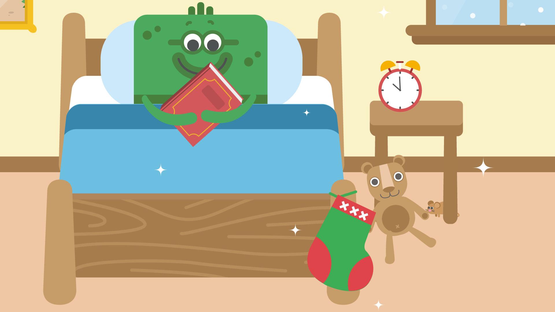 聖誕節 兒童英文故事