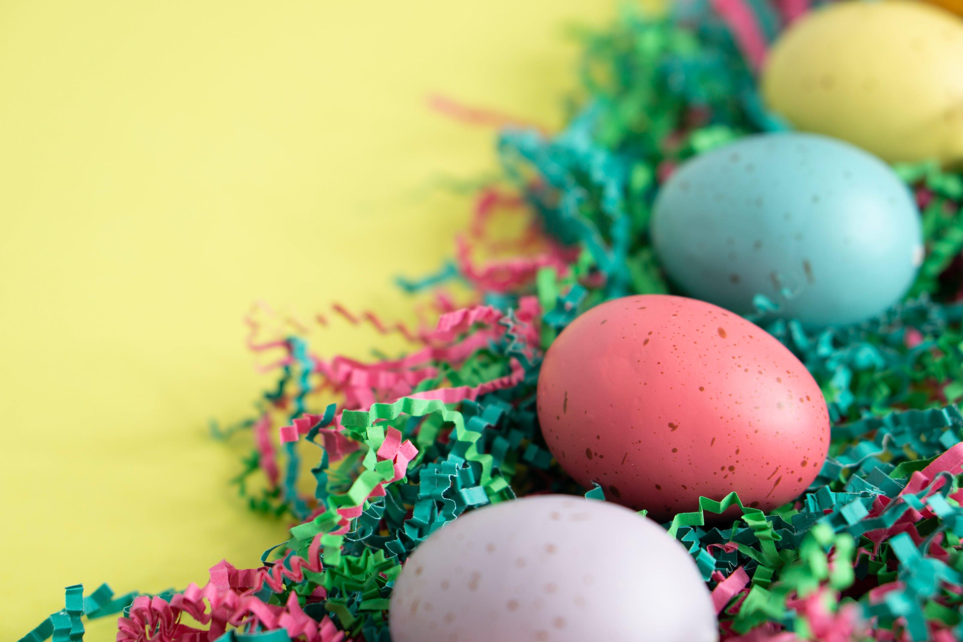 復活節彩蛋 Easter Egg