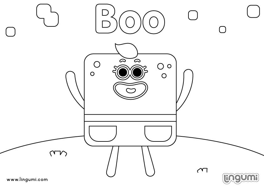 Lingumi Boo