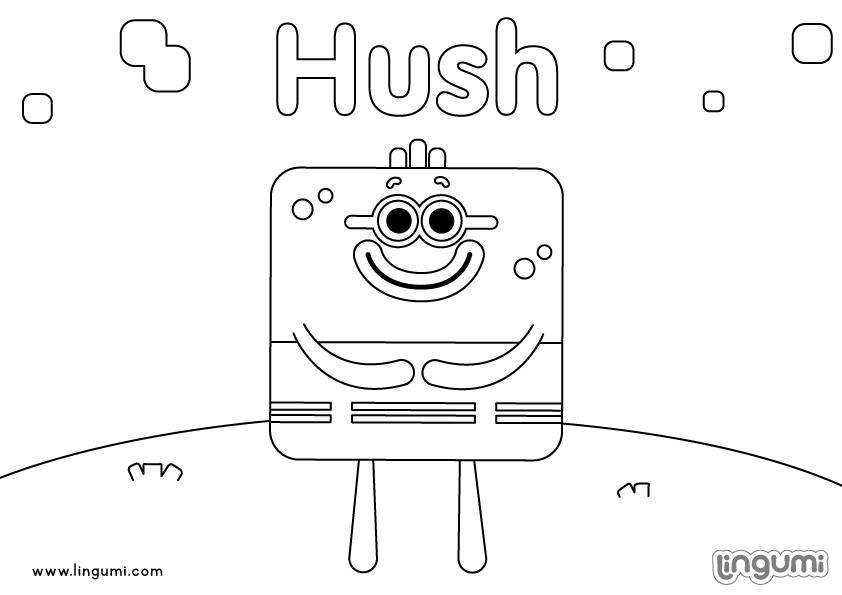 Lingumi Hush