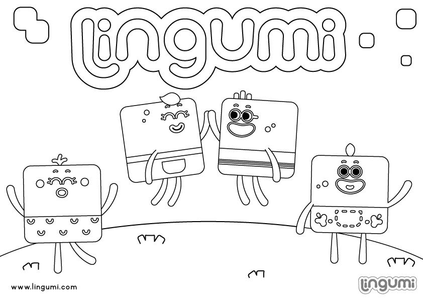 Lingumi 角色