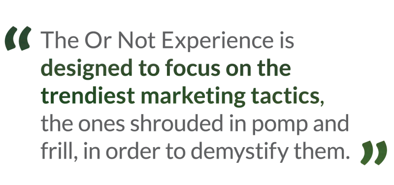 loeb nyc quote block or not marketing experience