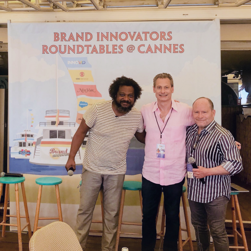 Loeb NYC and Michael Loeb at Cannes Lions