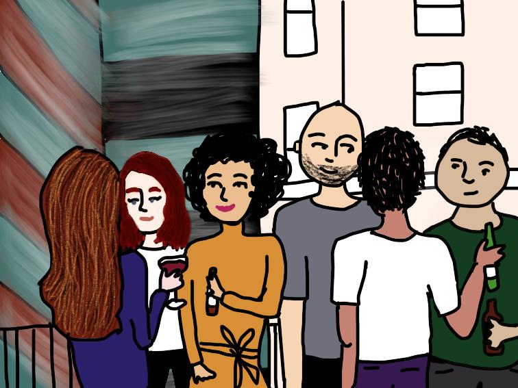 Nina Lichtman illustration happy employees