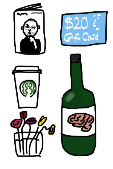 Nina Lichtman illustration appreciation gift ideas