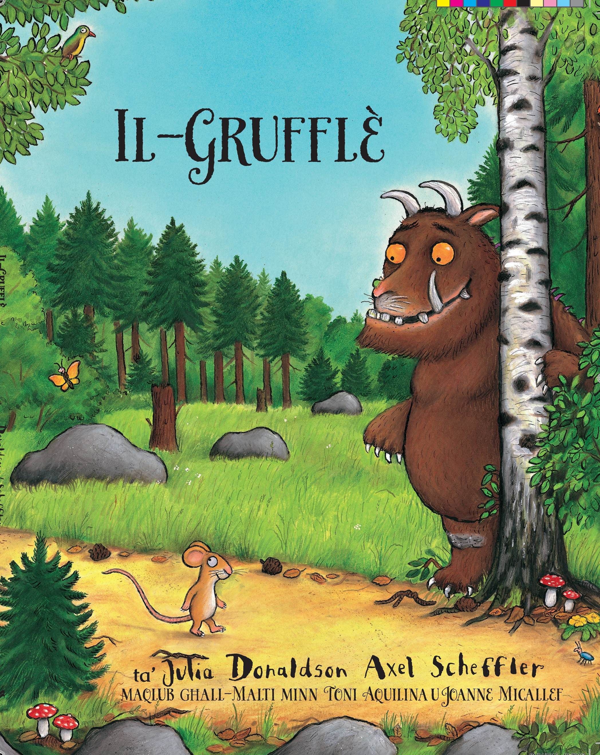 Il-Grufflè / The Gruffalo