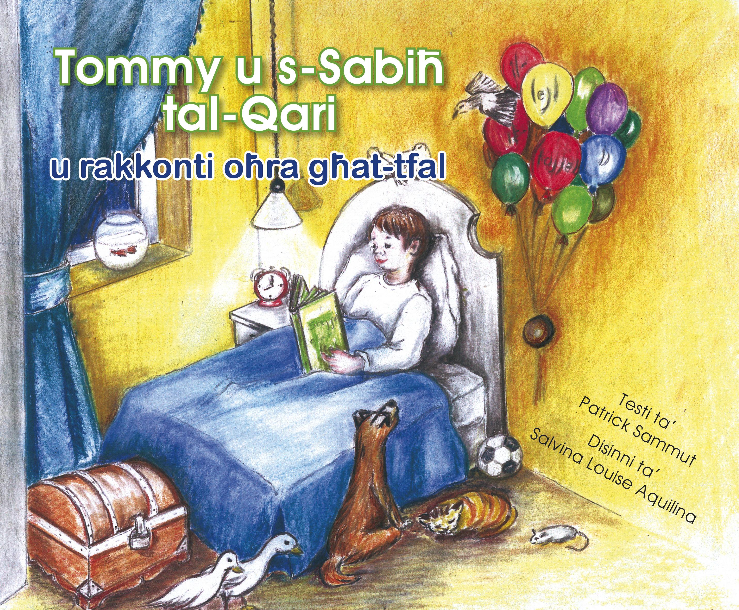 Tommy u s-Sabiħ tal-Qari u rakkonti oħra għat-tfal