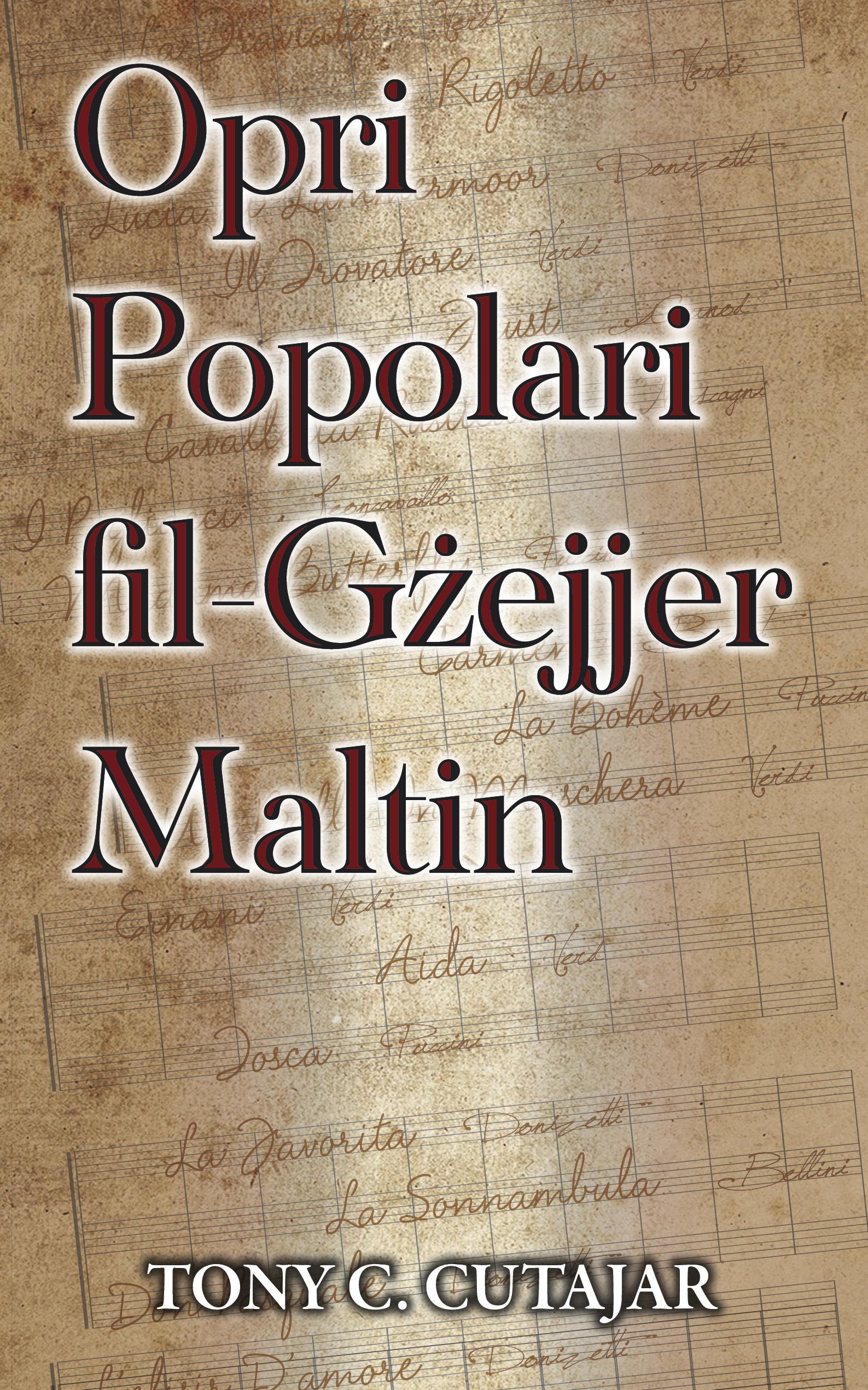 Opri Popolari fil-Gżejjer Maltin