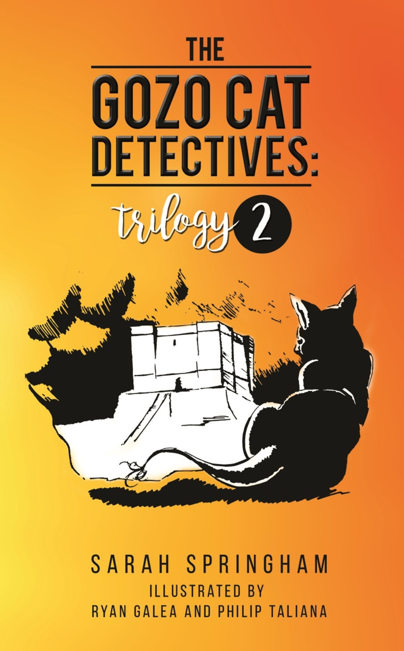 The Gozo Detectives: Trilogy 2