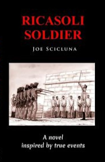 Ricasoli Soldier: A Novel Inspired by True Events