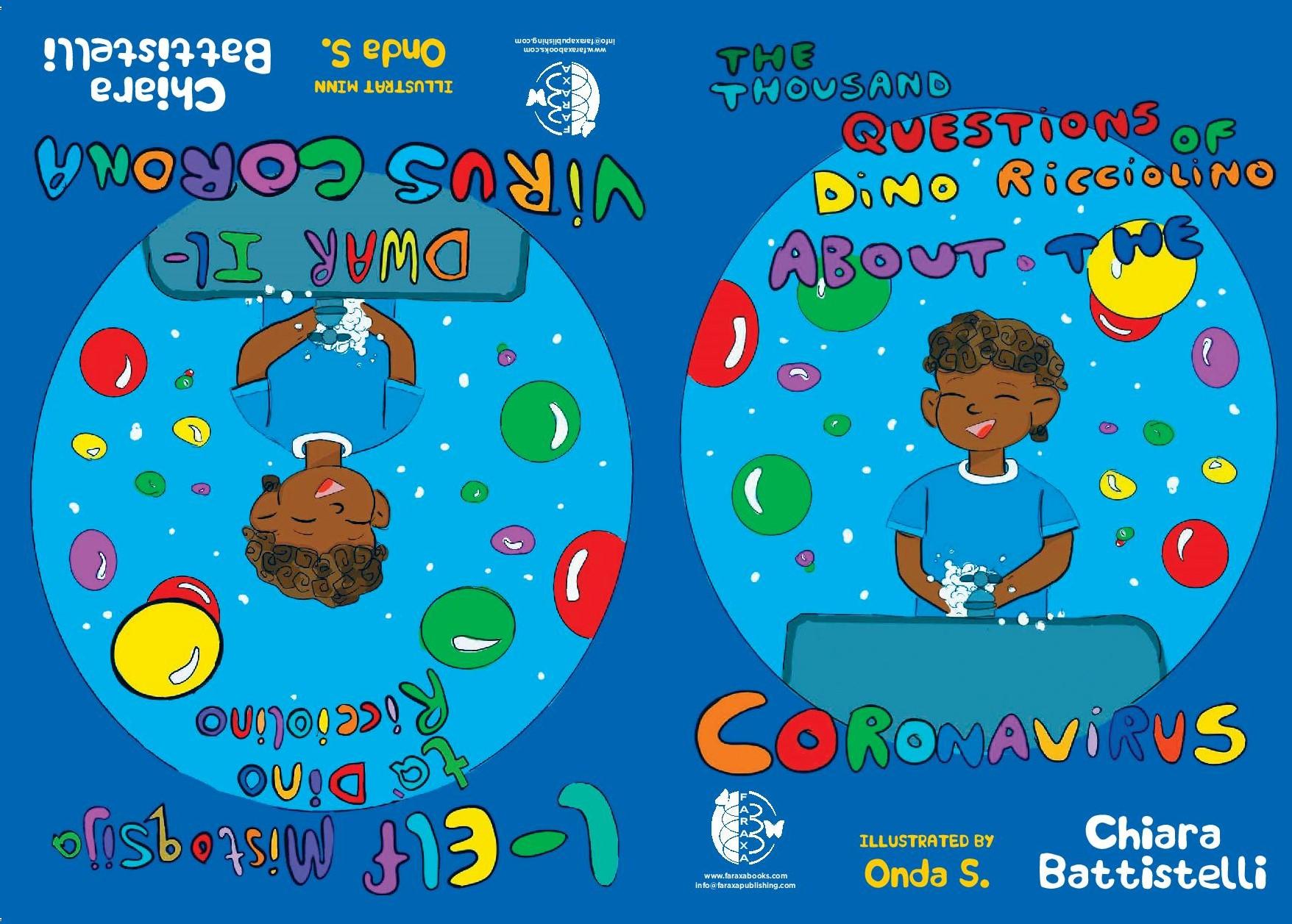 L-Elf Mistoqsija ta' Dino Ricciolino Dwar il-Virus Corona / The Thousand Questions Of Dino Ricciolino About The Coronavirus