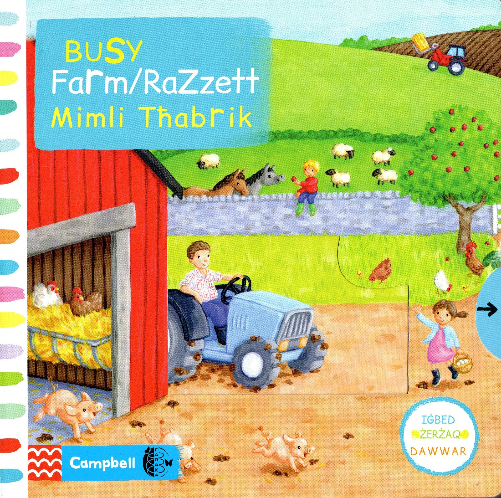 Busy Farm / Razzett Mimli Tħabrik