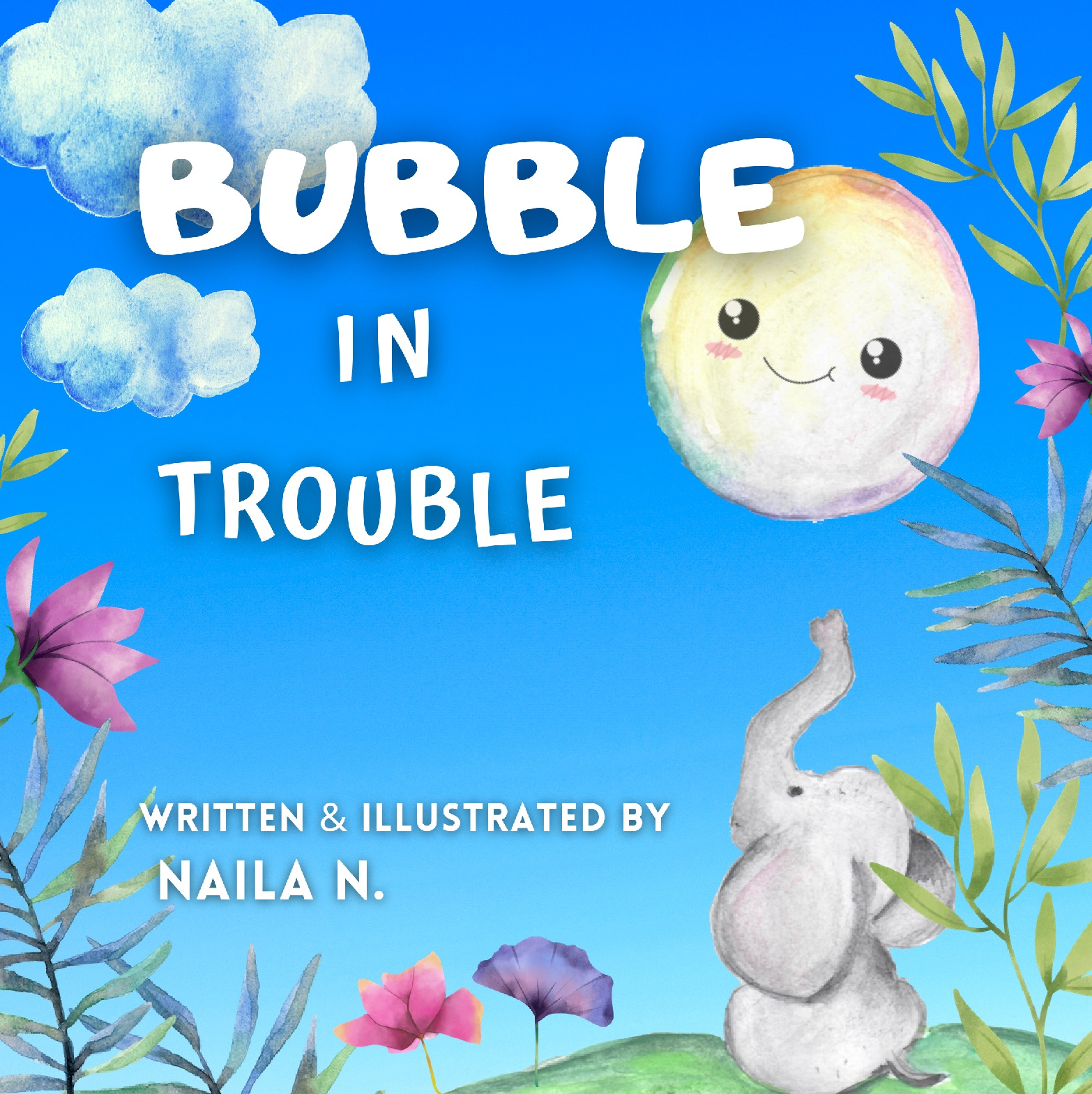 Bubble in Trouble