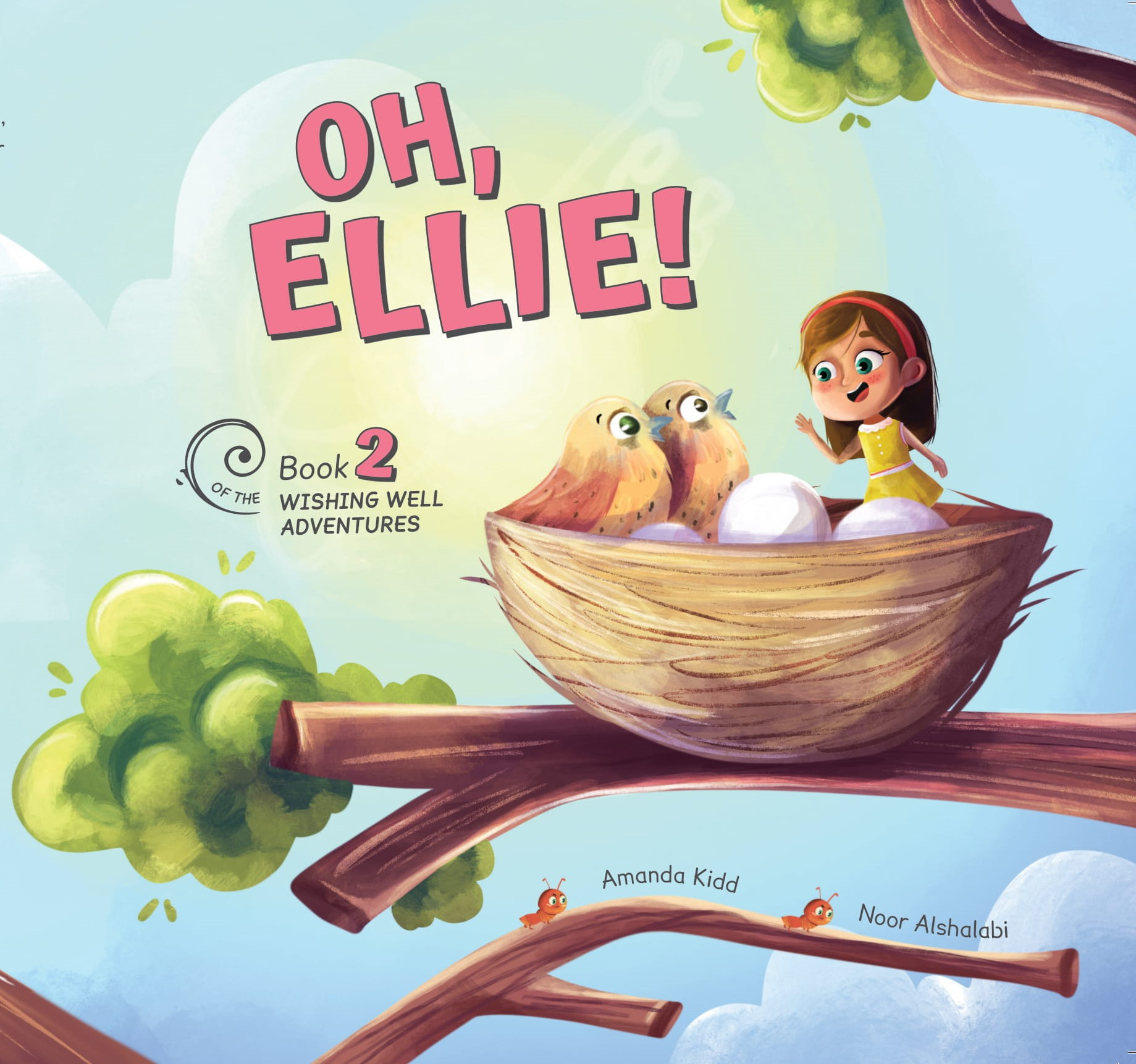 Oh, Ellie!
