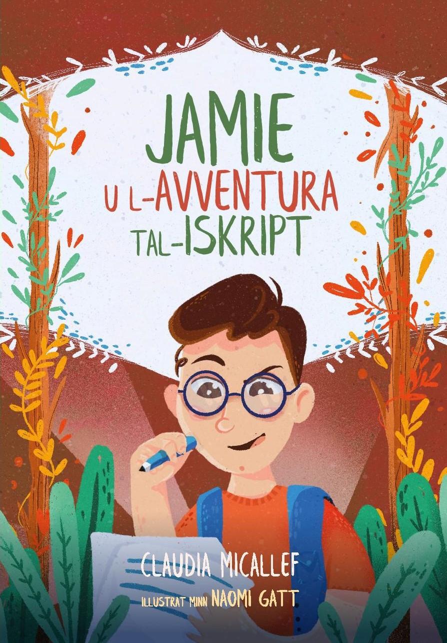 Jamie u l-Avventura tal-Iskript