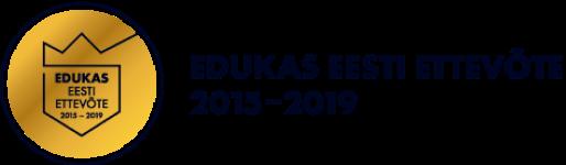 Edukas Eesti ettevõte 2015-2019