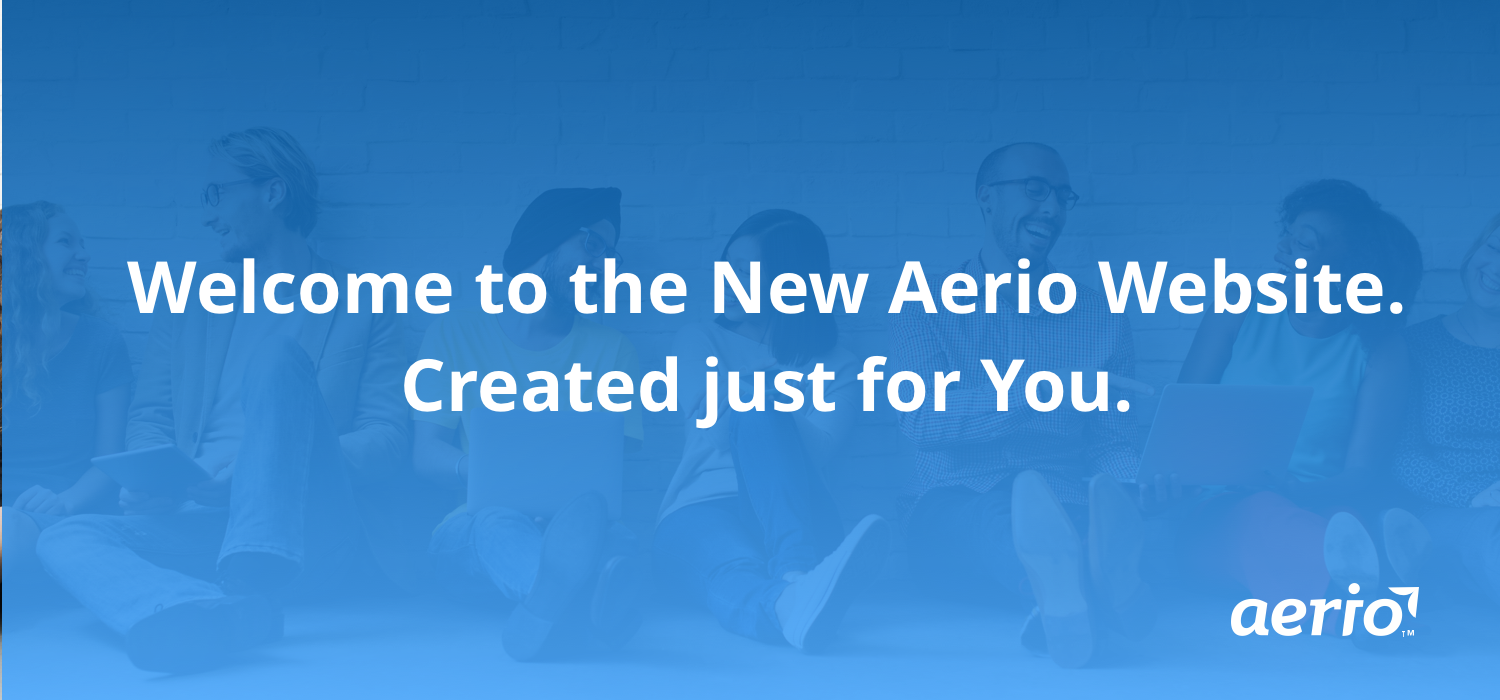 Introducing the New Aerio Website
