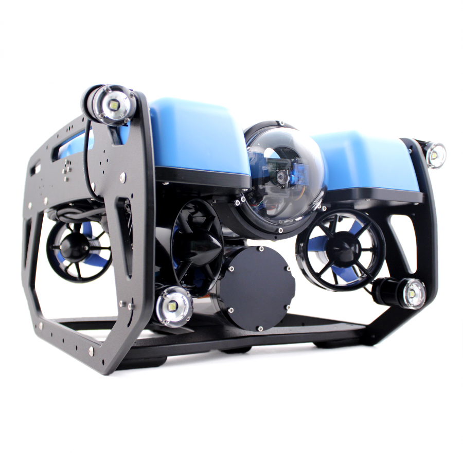 Blue Robotics BlueROV2 remote underwater vehicle