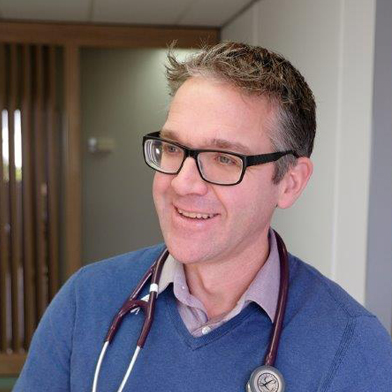 Dr Patrick Gladding