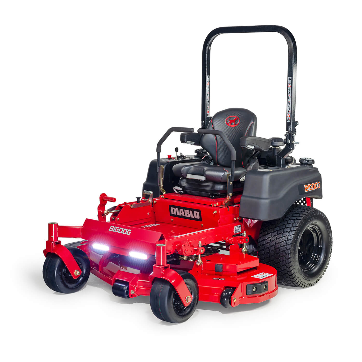 New, 2020, BigDog Mower Co, Diablo MP 60