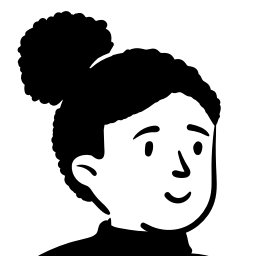 Logo Open Peeps, Hand-Drawn Illustration Library
