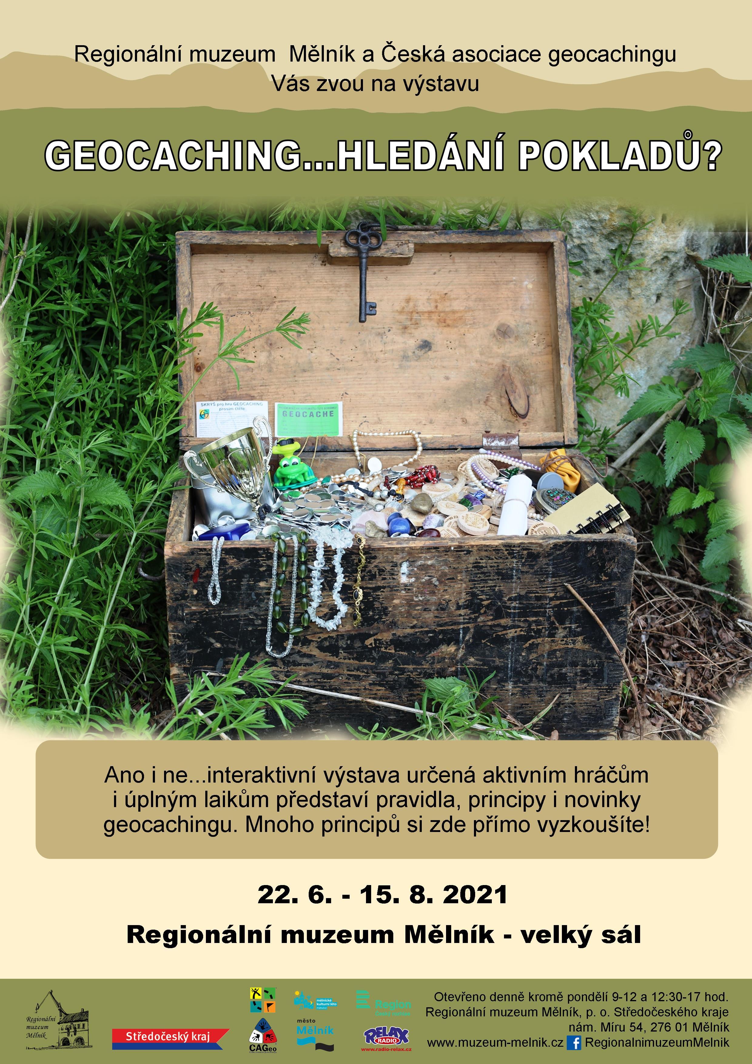 Geocaching...hledání pokladů?