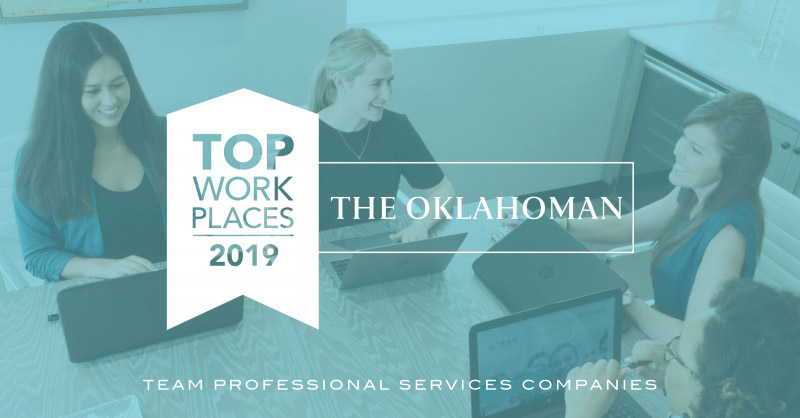 The Oklahoman Names TPS Alert a Winner of the Oklahoma Top Workplaces 2019 Award