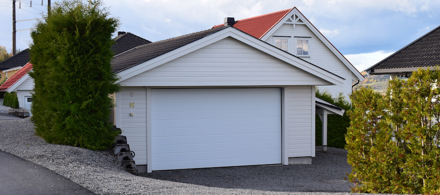 Bygge garasje
