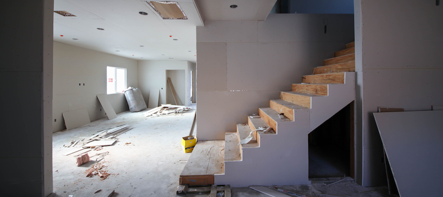 Totalrenovering hus