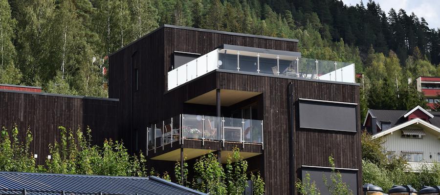 Moderne hus